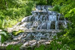 Szilvásvárad – a Fátyol-vízesés a Szalajka-völgyben