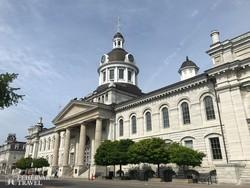 a városháza Kingstonban
