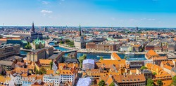 koppenhágai panoráma