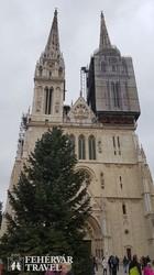 a zágrábi katedrális adventkor