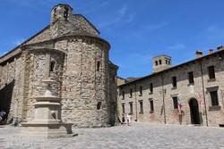 San Leo – a XI. századi plébániatemplom