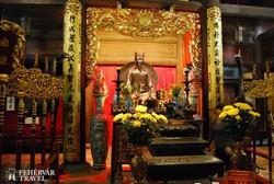 Hanoi: az Irodalom Temploma – részlet