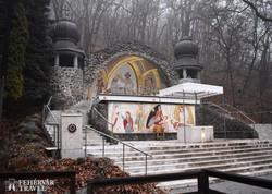 a szabadtéri miséző hely Mátraverebély-Szentkúton