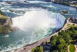 Niagara – a lélegzetelállító Patkó-vízesés