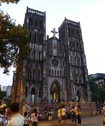 a Szent József-katedrális Hanoiban