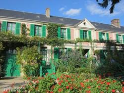 Monet háza Givernyben
