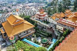 Kek Lok Si – látványos buddhista templomegyüttes Penang szigetén