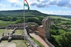 panoráma a cseszneki várból