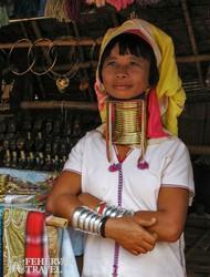 padong hölgy – ismerkedés a hegyi törzsek életével