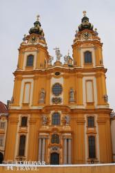 a melki apátság temploma