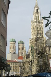 München tornyai adventkor