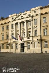 a horvát parlament épülete Zágrábban