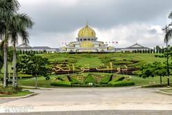 a Nemzeti Palota Kuala Lumpurban