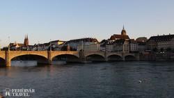 Basel óvárosa – részlet