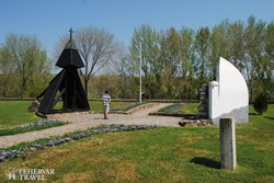 emlékpark Zentán