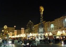 karácsonyi vásár Linzben