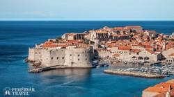 Dubrovnik óvárosa - részlet