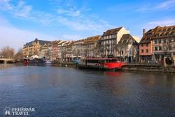 Strasbourg – Elzász fővárosa