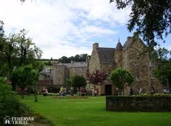 Stuart Mária háza Jedburgh-ban