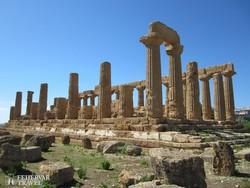 Agrigento: a Héra-templom