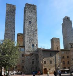 San Gimignano, a középkori Manhattan