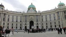 Bécs: a Hofburg – az egykori császári palota