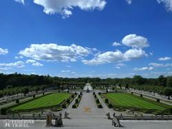 a Drottningholm-kastély parkja