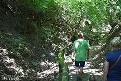 Ipolytarnóc - séta a geológiai tanösvény mentén