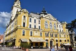 a pécsi városháza