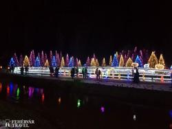 a híres grabovnicai fénykert