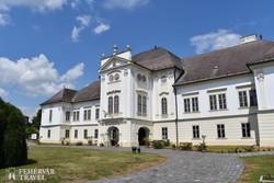 a Forgách-kastély Szécsényben