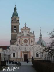 Szlovénia legjelentősebb zarándoktemploma Brezjében