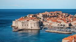 Dubrovnik óvárosa – részlet