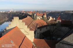Burghausen vára, Európa leghosszabb erődítménye
