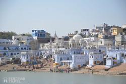 Pushkar látképe