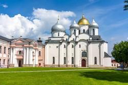 Novgorod: a Szent Szófia-székesegyház