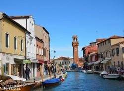 Murano – a Velencei üveggyártás központja