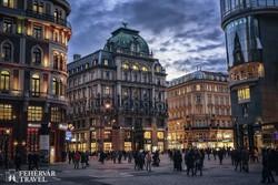 Bécs hangulatos belvárosa – részlet