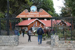 El Calafate – a nemzeti park látogatói központja