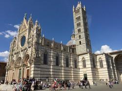 Siena katedrálisa