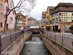 Colmar, Franciaország egyik legelbűvölőbb városkája