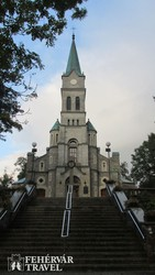 a Keresztelő Szent János-templom Zakopanéban