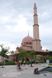 a Putra-mecset Putrajayában
