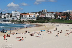 Sydney – a legendás hírű Bondi Beach