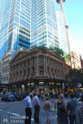 Sydney – séta a belvárosban