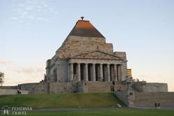Melbourne – a világháborús emlékmű