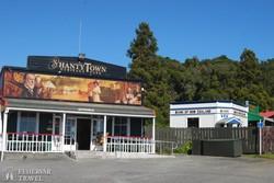 Shantytown – skanzen az aranyásók városa helyén