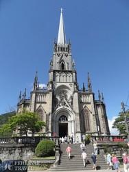 a Sao Pedro de Alcantara-katedrális Petropolisban