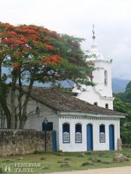 ősi templom Paratiban