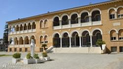 Nicosia – az Érseki Palota